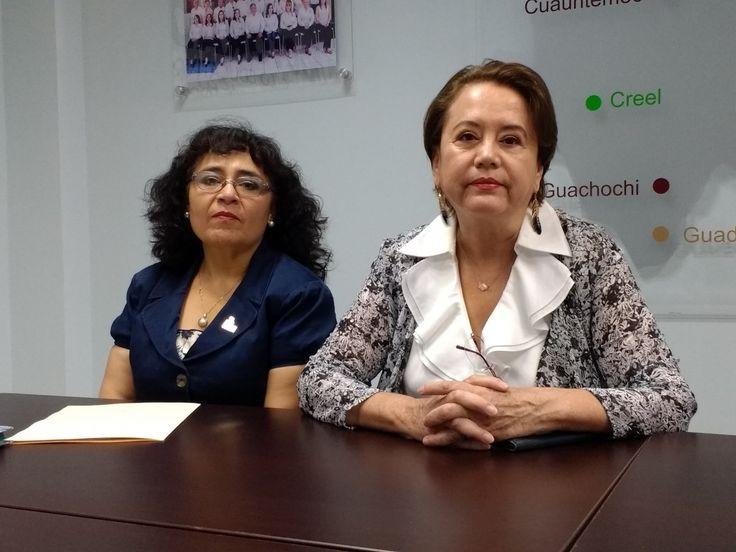 <p>Chihuahua, Chih.- Esta mañana la rectora de la Universidad Pedagógica Nacional (UPN), invitó a participar en el Segundo Encuentro