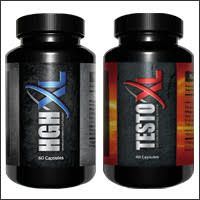 Testo XL and HGH XL helps you to get the perfect ripped and toned body.