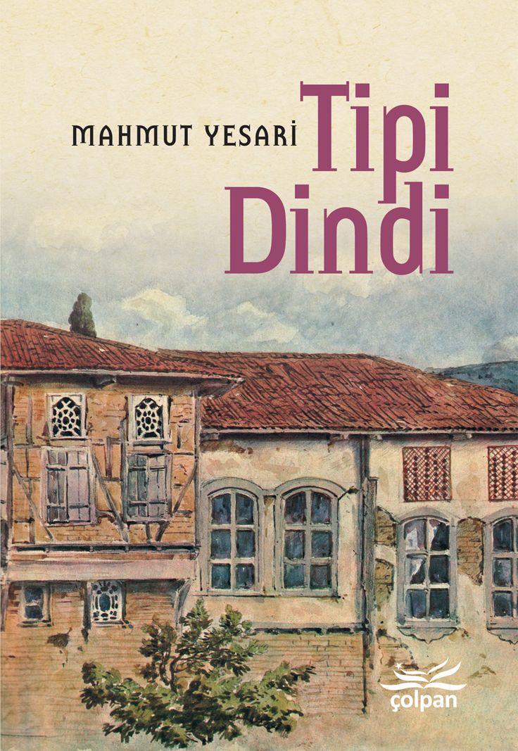 Tipi Dindi, Mahmut Yesari, Çolpan Yayınları  [Cover designed  M. S. Fidancı]