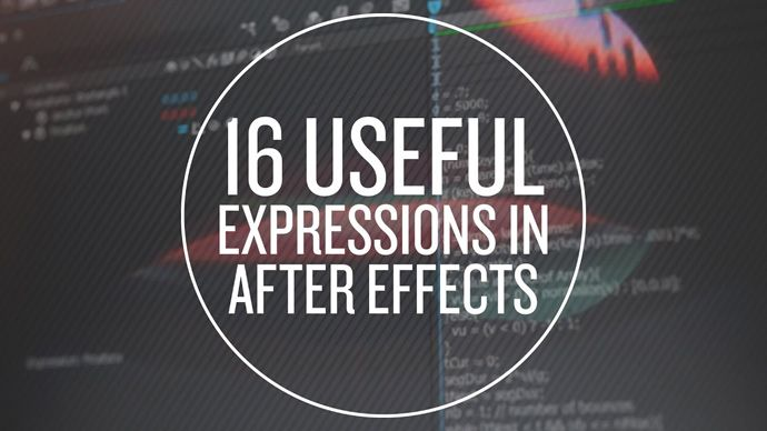 In this tutorial, Sergei Prokhnevskiy covers 16 simple and useful expressions in After Effects which you can use daily to speed up your workflow.