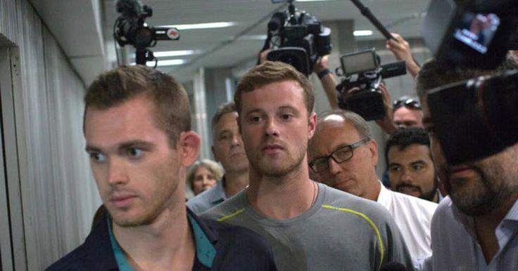 Θρίλερ με αμερικανούς κολυμβητές στους Ολυμπιακούς του Ρίο