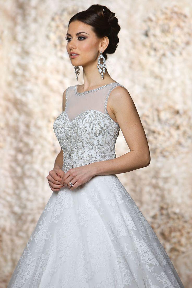 17 best images about dresses on pinterest allure bridal for Wedding dresses galleria houston
