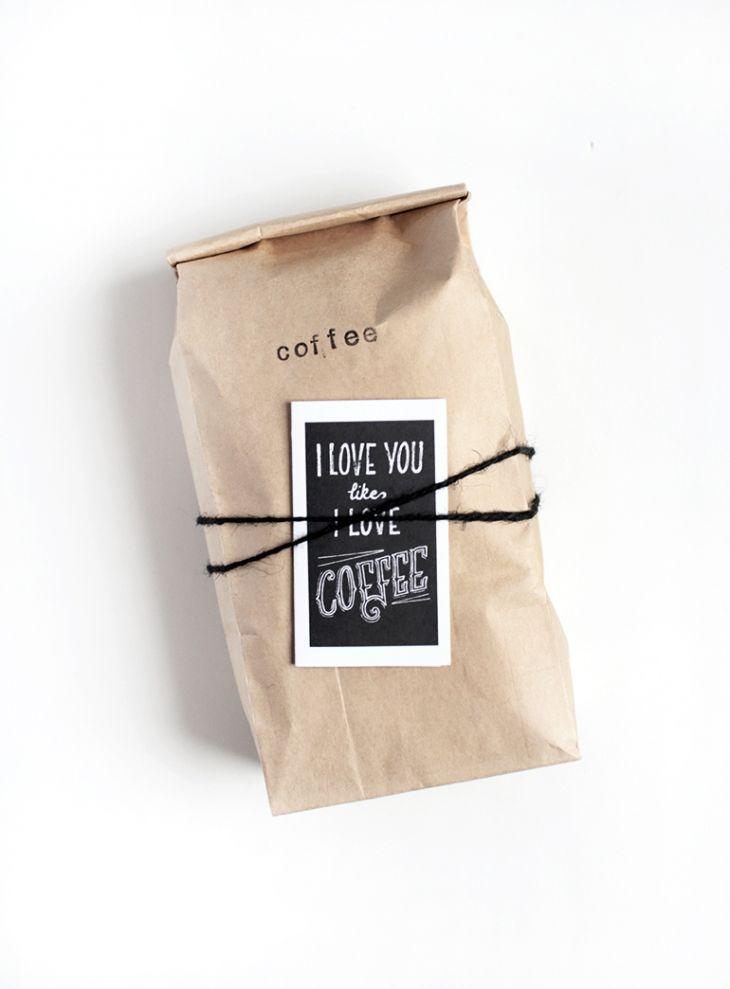 coffee lover valentine gift