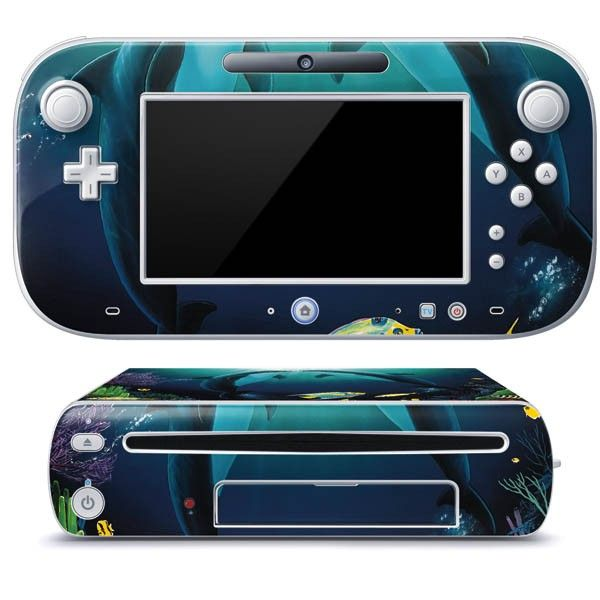 For gaming winning coverage you can count on, choose the Wyland Lagoon Paradise Wii U (Console + 1 Controller) Skin. The Wyland Wyland Lagoon Paradise Controller Skin is a premium decal printed in stunning, vibrant color and carefully crafted to fit your Wii U (Console + 1 Controller) perfectly. Our Nintendo Wii U (Console + 1 Controller) Skins offer easy on, easy off personalization that won't interfere with any of the buttons on your controllers. Step up your game today with the Wyland ...
