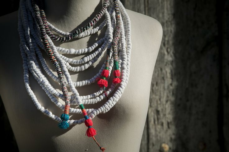 Machapu's Necklace from the Bolivian Collection www.machapudesign.com