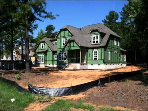 Fun time-lapse build of the Evans-Coghill Homes showhome at the Charlotte HomeArama. Windsor is proud to have been the window supplier for this gorgeous home!