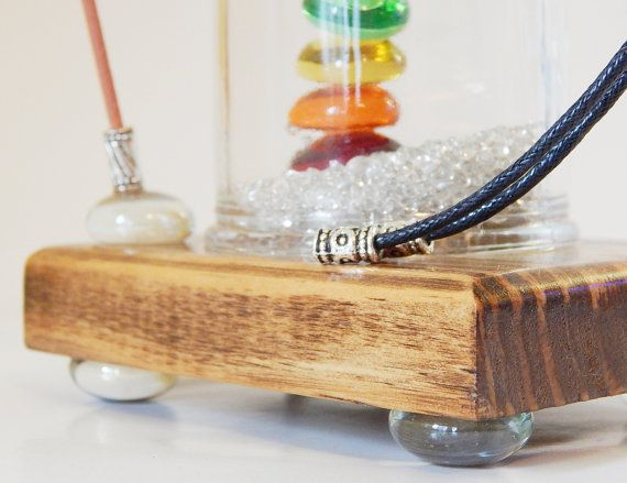 Seven Chakra Apothecary Incense Holder incense by MadeWithAltitude