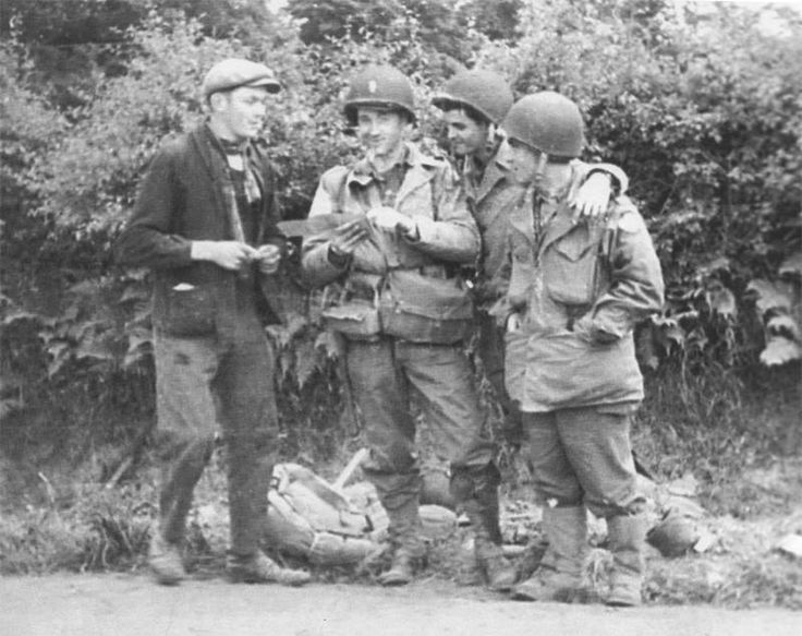allies in d-day