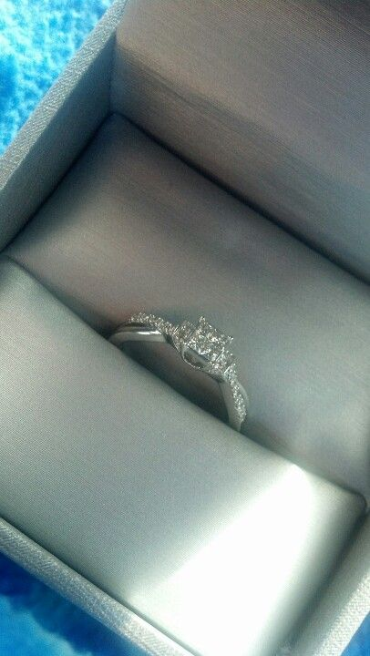 Promise ring! It's so freakin gorgeous!! Please?:)