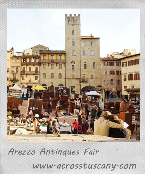 The Fair in Arezzo