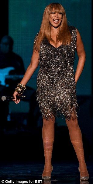 How You Doin? Wendy Williams Goes Glam for the 2014 Soul Train Awards [Photos] November 8, 2014