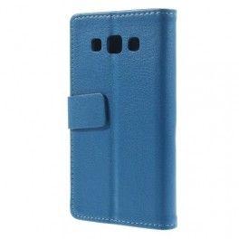 Galaxy A3 sininen puhelinlompakko