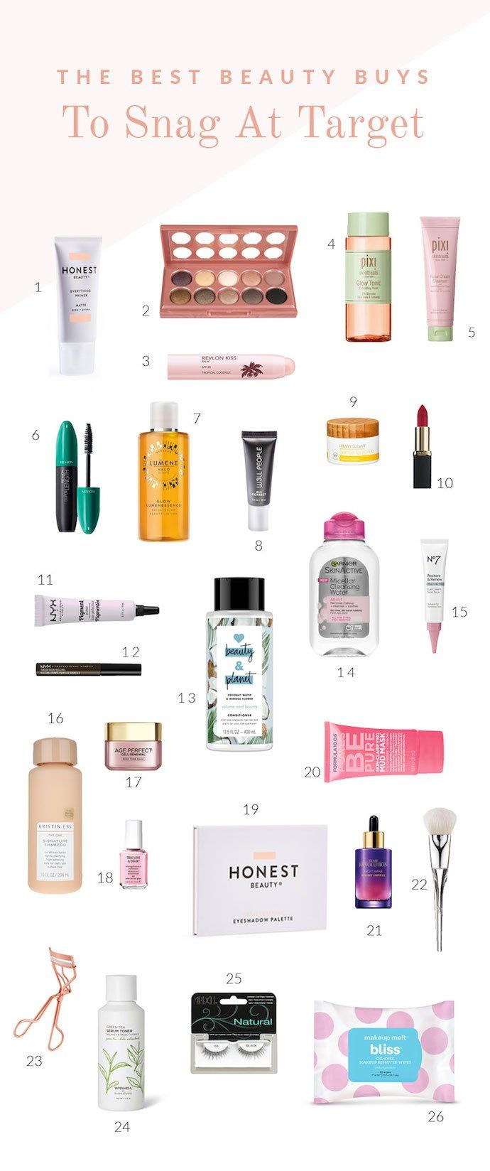 The Best Beauty Buys To Snag At Target Beauty Buys Target Makeup Target Beauty