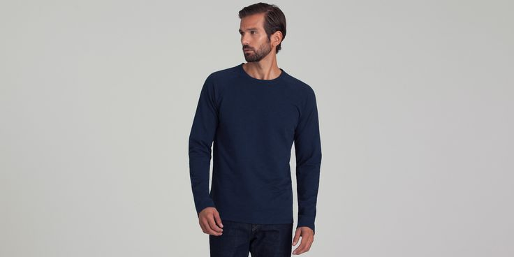 Long-Sleeve Raglan Tee