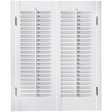 I'm Shutter Shopping!!!!   Faux-wood Traditional Shutter - jcpenney