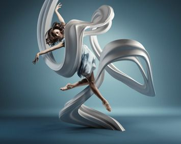 Mike Campau Digital Artist, combining Photography and CGI
