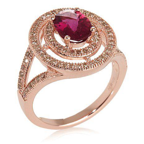 Hsn Diamond Rings