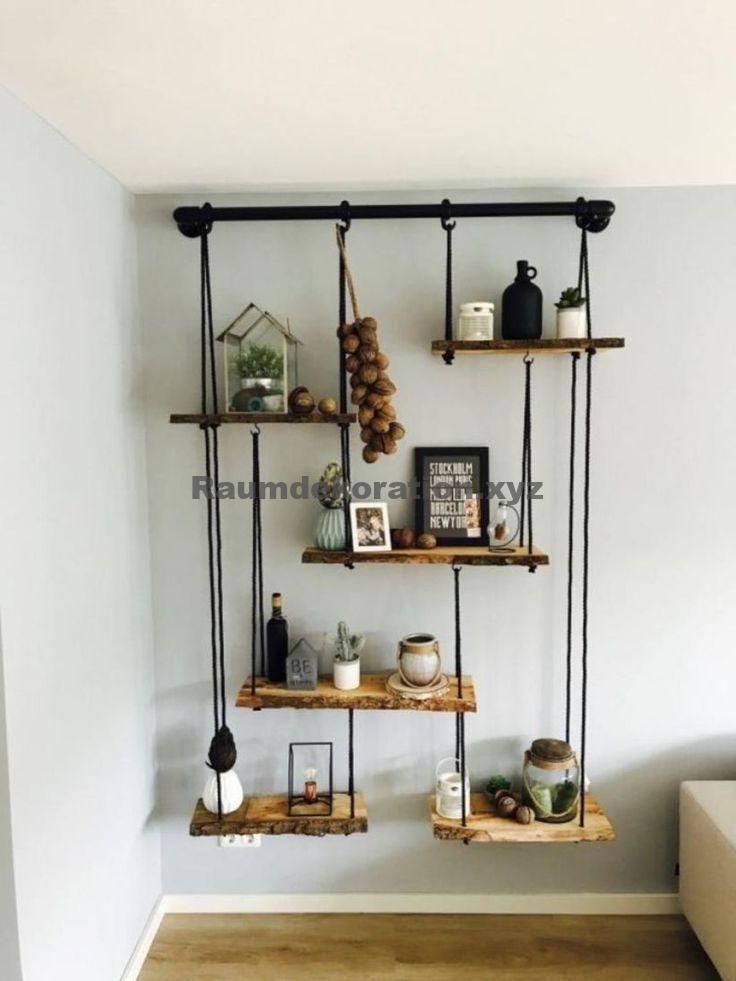 Wohnaccessoires – 60 einfache DIY-Deko-Projekte mit kleinem Budget …   – Home