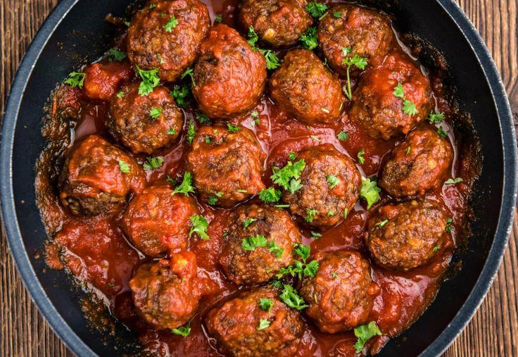 Chifteluțe italienești | Retete culinare - Romanesti si din Bucataria internationala