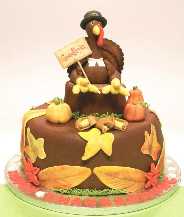Wilton Cake Ideas For Thanksgiving : 188 best Thanksgiving - Cakes images on Pinterest ...