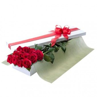 A dozen of #pretty #redroses for your wife on your #anniversary.