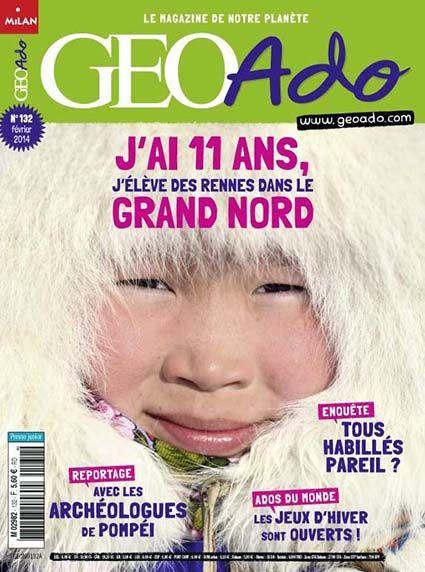 12-15 ans | Géo Ado - Le magazine de notre planète