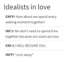 Hahaha so true. Hopeless romantic. When I get it omg omg omg don't fuck it up. Maybe I should run.