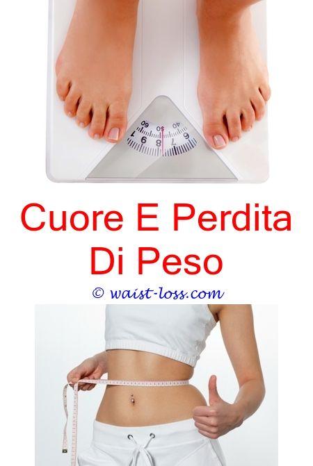 per perdere peso sulle cosce