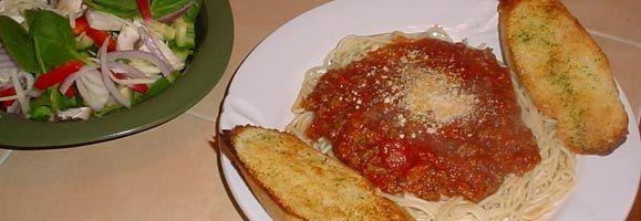 Homemade Pasta Sauce Recipe | Homemade Spaghetti Sauce Recipe « Cooking With Candra