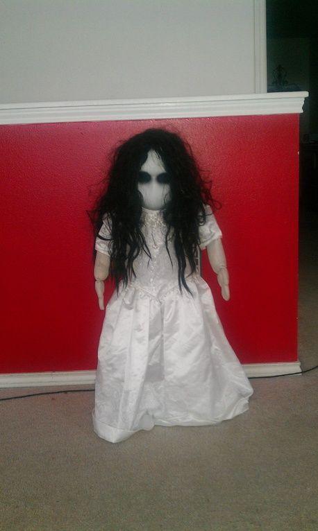 Diy Big Doll And Wig Love It Nice And Creepy