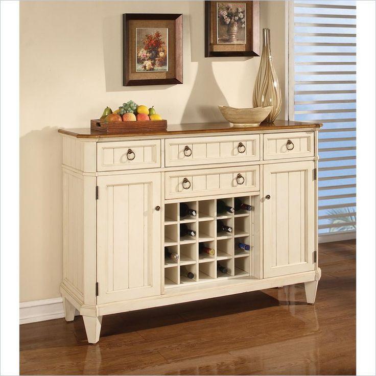 stanley furniture crestaire southridge dresser in porter