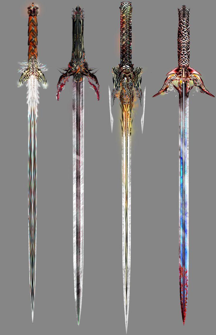 Weaponry 450 by Random223.deviantart.com on @DeviantArt