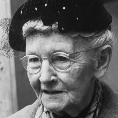 Grandma Moses - Anna Mary Robertson Moses (September 7, 1860 – December 13, 1961), known by her nickname Grandma Moses, was a renowned American folk artist.