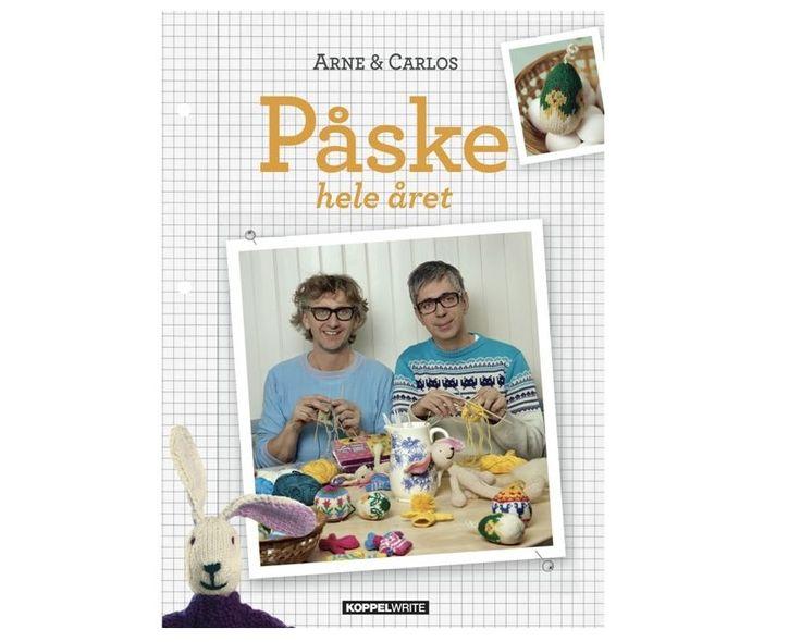 Påske hele året af Arne & Carlos - Strikkepinden.com