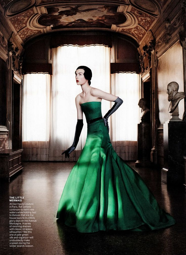 Edie Campbell.VOGUE USA.September 2013 US Vogue Dergisi Eylül 2013 Editöryali   Cinderella Masalı