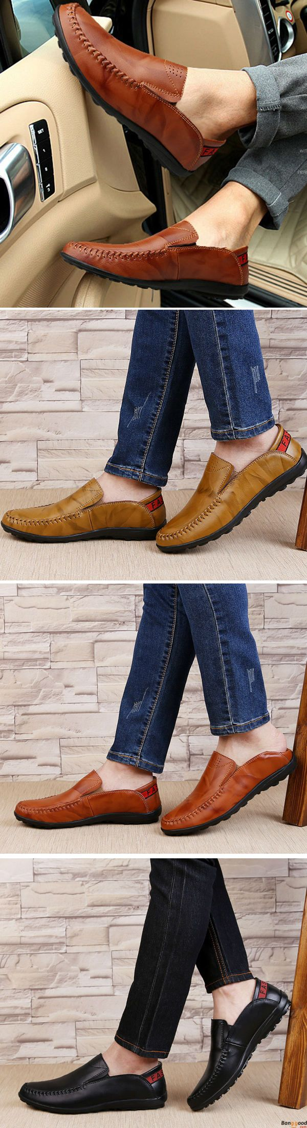 US$52.81+ Free Shipping. 5 colors available. Men loafers, casual comfortable shoes,  oxford shoes, boots, Fashion and chic, casual shoes, men's flats, oxford boots,leather short boots,loafers, casual oxford shoes,slip on  men's style, chic style, fashion style.  Shop at banggood with super affordable price. #men'sshoes#men'sstyle#chic#style#fashion#style#wintershoes#casual#shoes#casualshoes#boots#oxfordshoes#loafers#slipon#flats