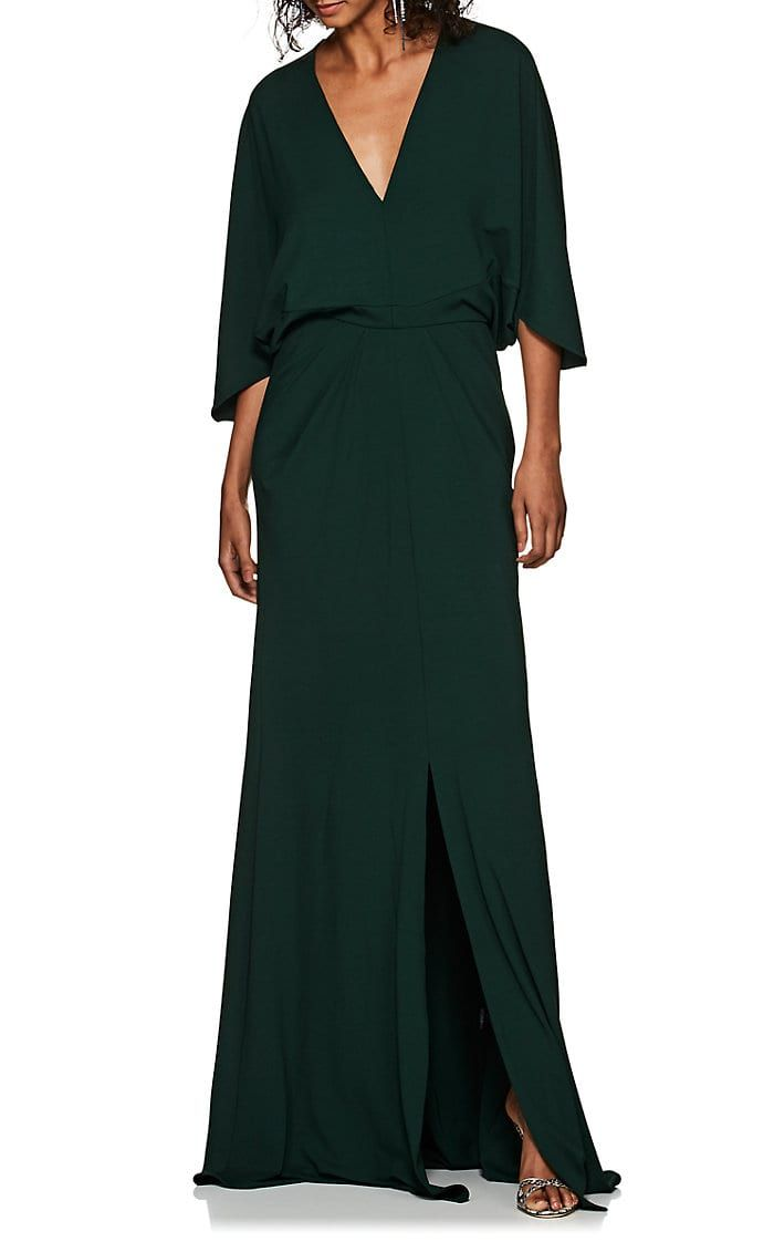 c1072d0976 Narciso Rodriguez Crepe Jersey Gown
