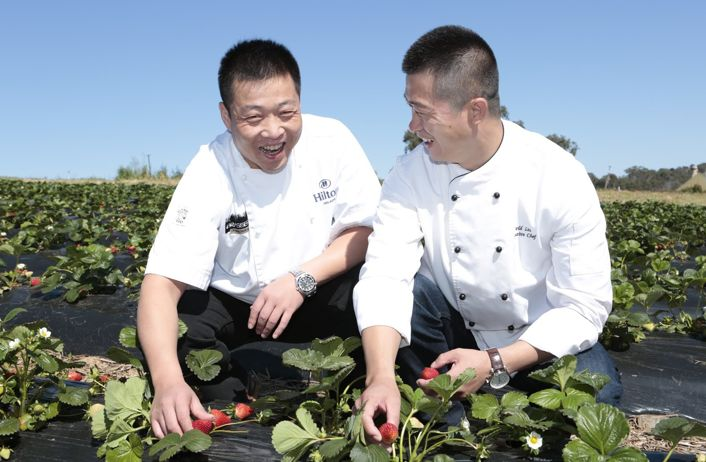 Thrilled to be a part of the South Australian Showcase in Beijing which brings SA food and wine to Asia