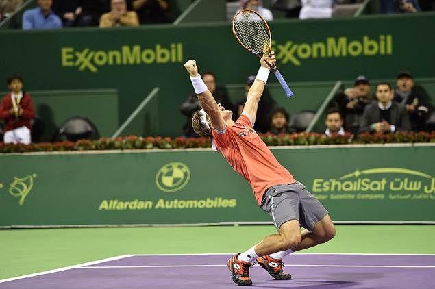 Tennis - ATP World Tour DOHA
