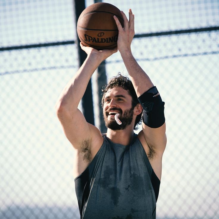 "Kevin Love, ""Getting the season started out on the right foot. Excited to be with the Shock Doctor squad again."" 