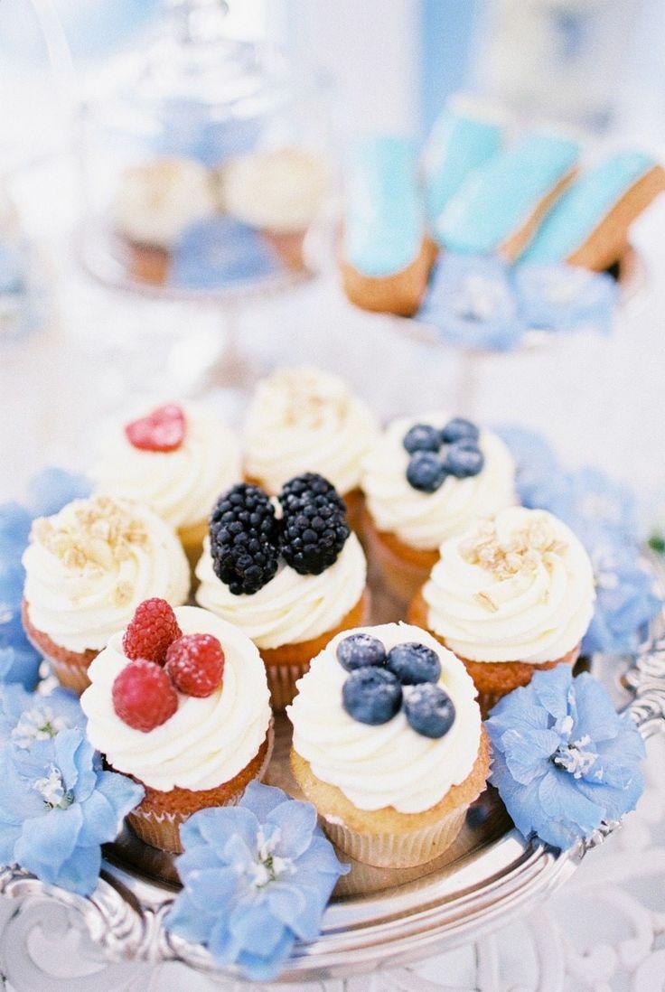 wedding cupcakes сладкий стол