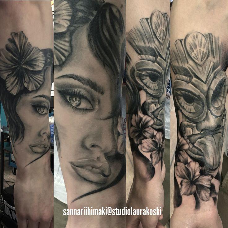 Tiki Tattoo Penelope Cruz Tattoo Surf