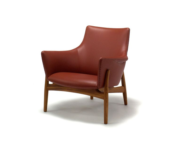 JUN-01 EASY CHAIR - Designer Armchairs from Kitani Japan Inc. ✓ all information ✓ high-resolution images ✓ CADs ✓ catalogues ✓ contact..