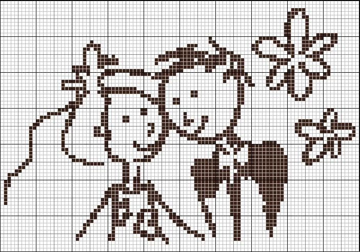 amour - love - point de croix - cross stitch - Blog : http://broderiemimie44.canalblog.com/