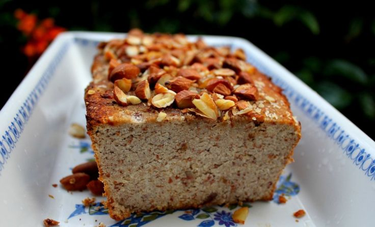 almond pulp banana bread