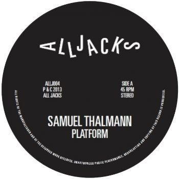 Samuel Thalmann - Basic Economics    All Jacks presents two raw and heavy tracks from french mysterious producer Samuel Thalmann. Strictly vinyl.