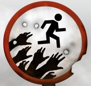 Good explanation of the Zombies Run app.