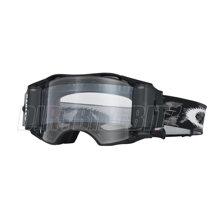 2013 Oakley Airbrake Mx Goggles - Jet Black Speed Airbrake Roll-off Goggle - 2013 Oakley Airbrake Mx Goggles - 2013 Motocross