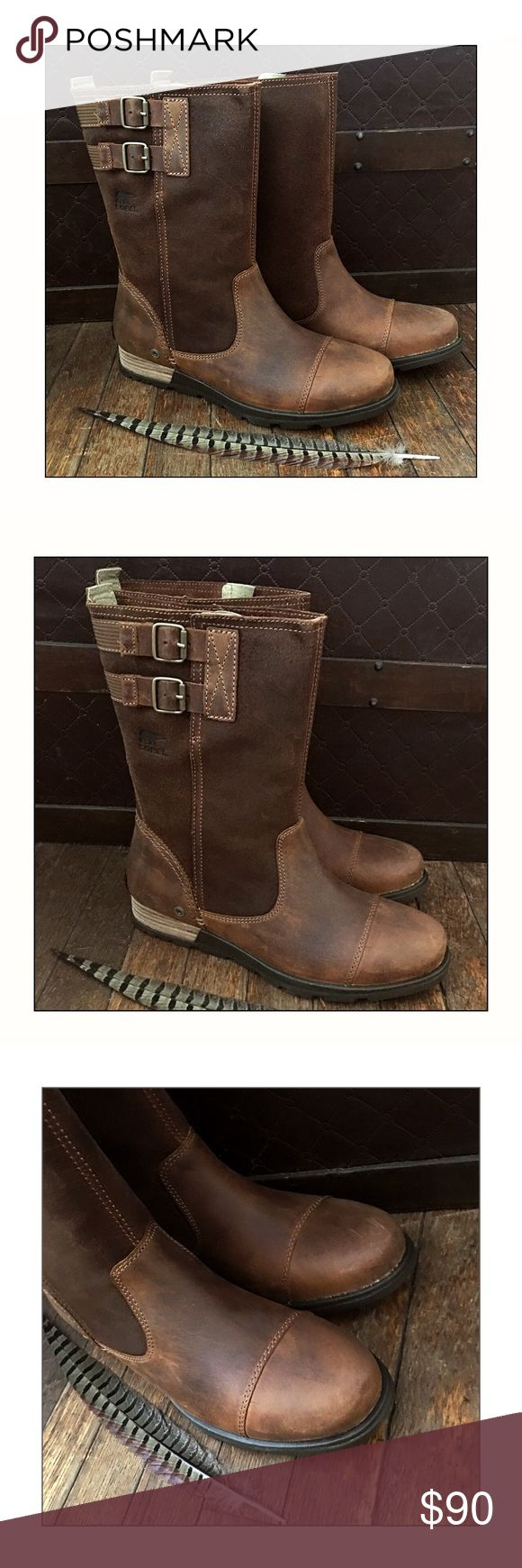 ✨Sorel 'Major' Waterproof Pull-On Boots✨ ✨Sorel 'Major' Waterproof Pull-On Boots✨The buttery, oiled suede and leather of the Major boot hints at inspirations cultivated from glittering fields of wheat to history rich iron forges, while the adjustable back strap provides a distinct military appearance✨Best Part Is that these Beauties are WATERPROOF✨Super Comfortable and not the least bit clunky, you can wear them all day long✨They Are Amazing✨Color is Grizzly Bear Tan✨NEW with Original…