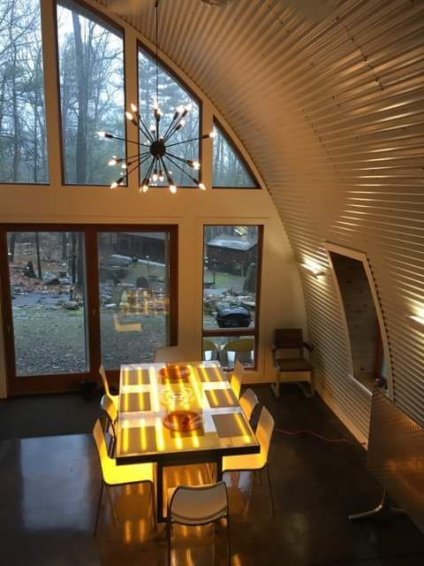 What A Beautiful Quonset Home